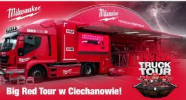 Już dziś BIG RED TOUR Milwaukee w Ciechanowie. Legendarna ciężarówka odwiedzi nasze miasto