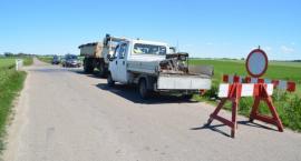 Rozpoczęła się przebudowa drogi z Ciechanowa do Opinogóry. Od czwartku będzie zamknięty most