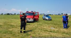 Wypadek spadochroniarza. 24-latka zabrało LPR
