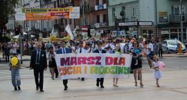 Marsz dla Życia i Rodziny oraz Strefa Chwały w Ciechanowie