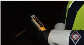 Pijany kierowca zatrzymany w środku nocy na ul. Pułtuskiej