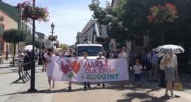 Marsz dla życia po raz szósty i pierwsza Strefa Chwały w Ciechanowie [zdjęcia]