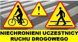 Piesi i rowerzyści pod szczególnym nadzorem
