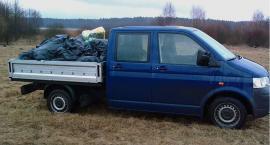 Ukradli auto wędkarzom z Ciechanowa. Policja szuka sprawców
