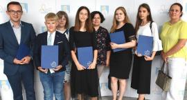Uczniowie z Ciechanowa otrzymali nagrody artystyczne