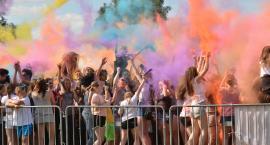 Na zamkowych błoniach czeka nas Eksplozja Kolorów
