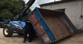 Nieszczęśliwy wypadek w gminie Sońsk. 30-latek ciężko ranny