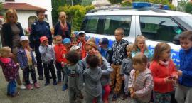 Ciechanowska policja u Zamkowych Skrzatów