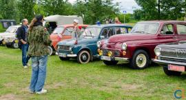 Motoryzacyjne perełki pojawiły się w Ciechanowie [fotorelacja]