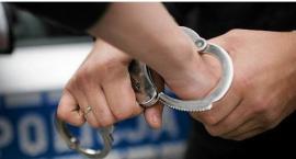 Ścigany listem gończym złodziej w rękach policji