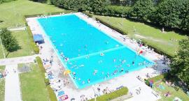 Na basenie odkrytym odbędzie się Fitness Party