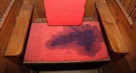 Wandal grasował w kościele. Nagrały go kamery