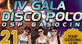 W Gąsocinie odbędzie się IV Gala Disco Polo