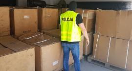 Przejęli kilka ton nielegalnego towaru [zdjęcia]