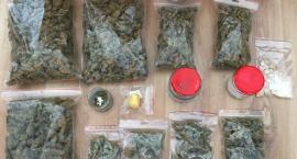 Zatrzymali pięć osób, przejęli 2 kg narkotyków [zdjęcia]