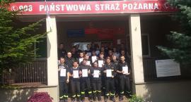 Druhowie z powiatu ciechanowskiego przeszli szkolenie