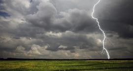 IMGW: Upały i burze z gradem w powiecie ciechanowskim