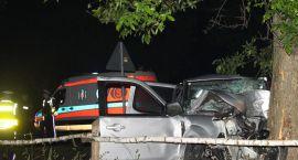 Dwie osoby zginęły w wypadku na krajowej