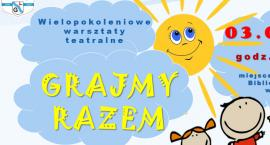 Warsztaty teatralne w Glinojecku
