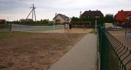 Nowe boiska i siłownia w Glinojecku już gotowe