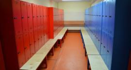 W ciechanowskiej SP 7 pojawiły się szafki dla uczniów