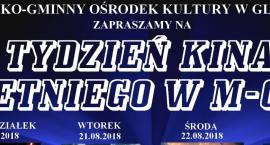 Tydzień z kinem letnim w Glinojecku