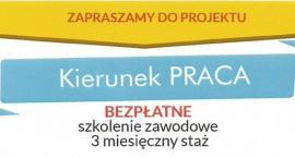 Kierunek PRACA! Czyli bezpłatne szkolenia zawodowe w powiecie ciechanowskim