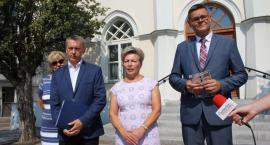 PiS oficjalnie zaprezentowało swojego kandydata na prezydenta Ciechanowa [wideo]