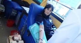Ciechanowska policja organizuje zbiórkę krwi