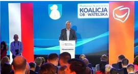 Poseł Halicki o przyczynach rezygnacji Waldemara Wardzińskiego [wideo]