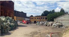 Tragiczny wypadek w ciechanowskiej firmie. Nie żyje jedna osoba