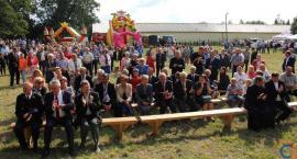 W gminie Sońsk dziękowali za plony [fotorelacja]