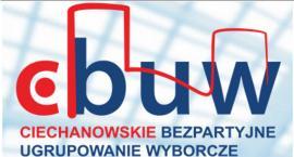 CBUW przedstawiło kandydatów do Rady Powiatu Ciechanowskiego