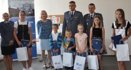 KPP i WORD nagrodzili laureatów konkursu plastycznego