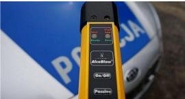 Pijany kierowca uszkodził samochód w Sońsku. Zatrzymał go świadek