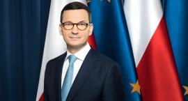 Premier Morawiecki z wizytą w Ciechanowie