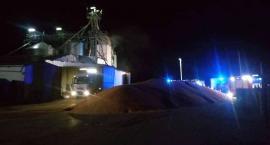 Pożar w gminie Sońsk. Siedem zastępów straży pożarnej w akcji [zdjęcia]