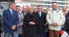 Krzysztof Kosiński z poparciem Koalicji Samorządowej w wyborach na prezydenta Ciechanowa [wideo]