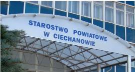 Wolne stanowisko urzędnicze w ciechanowskim starostwie