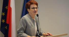 Pożegnanie wieloletniej dyrektor MBP w Ciechanowie [zdjęcia]