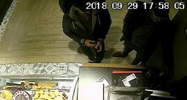 Ukradli puszkę z datkami dla chorego dziecka. Szuka ich policja [wideo/zdjęcia]
