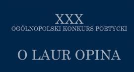 Laureaci XXX Ogólnopolskiego Konkursu Poetyckiego O LAUR OPINA