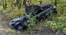 Ford uderzył w drzewo. Policja szuka świadków tragicznego wypadku