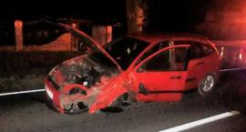 Kompletnie pijany doprowadził do zderzenia trzech pojazdów [zdjęcia]