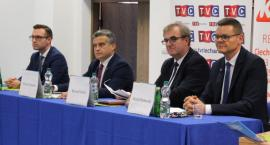 W PWSZ odbyła się debata kandydatów na prezydenta Ciechanowa [wideo/zdjęcia]