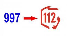 Na Mazowszu przełączają numer 997 na 112