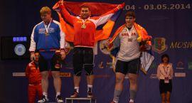 Rekordy świata w ostatnim dniu mistrzostw Europy juniorów do lat 17