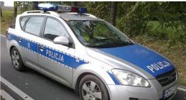 Policyjny pościg w gm. Opinogóra. Pijany kierowca uciekał przez kilka miejscowości