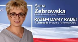 Anna Żebrowska: Ambitne plany, realne szanse, nie tylko obietnice