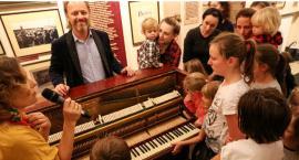 Muzyczno–kreatywne soboty w Muzeum Romantyzmu w Opinogórze